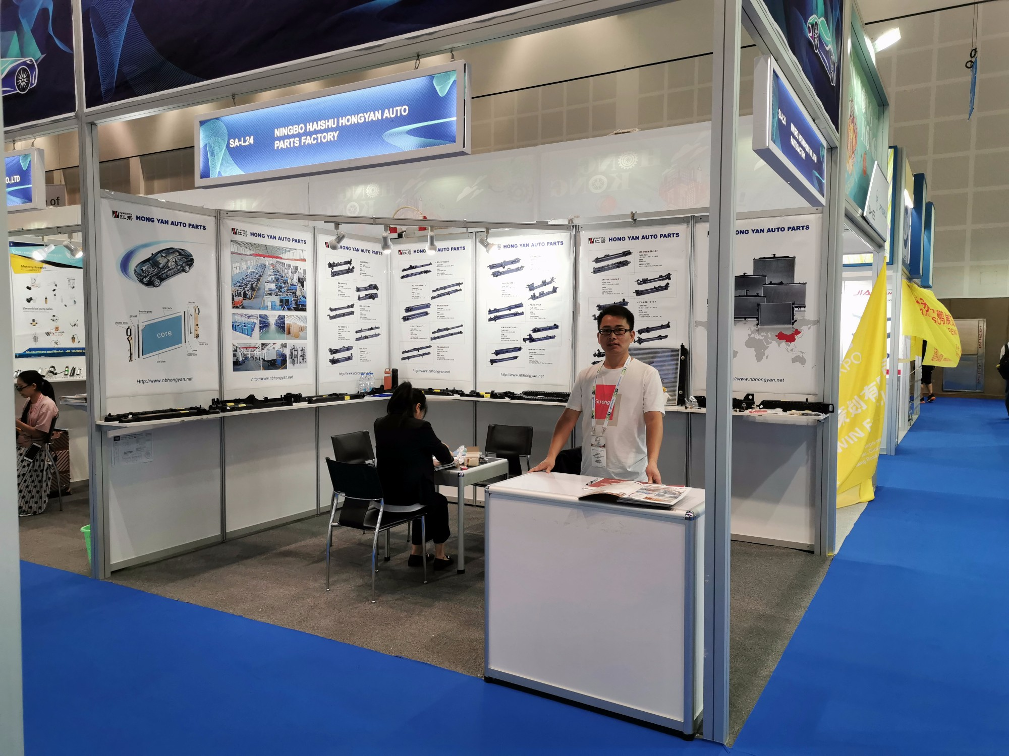 2019 Automechanika Dubai