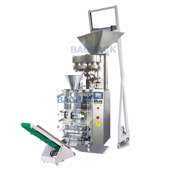 Small Granule Vertical Packing Machine