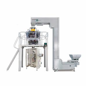 Cashew Nuts Packing Machine Automatic