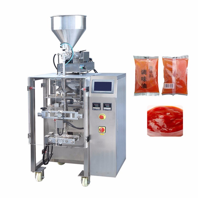 Mustard Oil Packing Machine Full Automatic