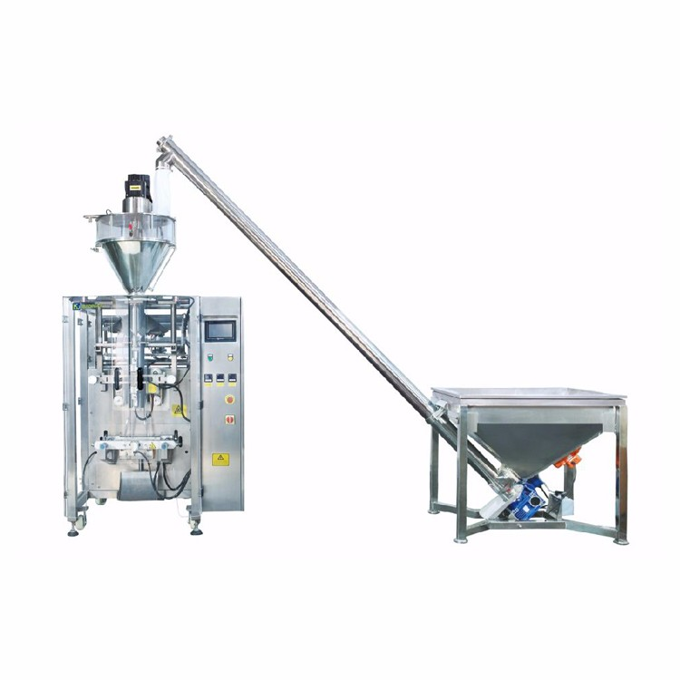 Full Automatic Powder Packing Solution