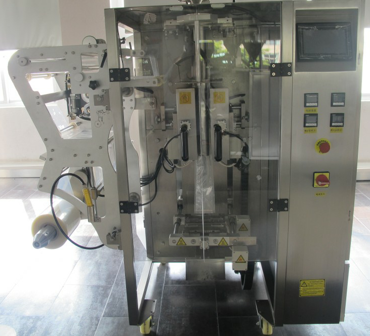 pure vegetable oil packaging machine