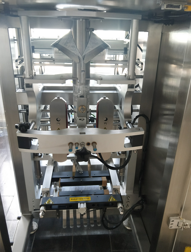 multi heads combination weigher