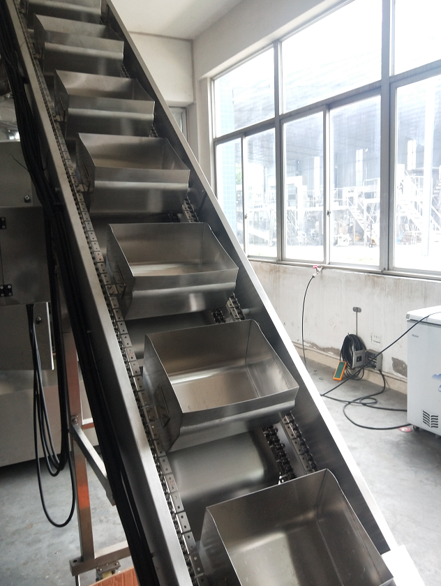 frozen products packing machine