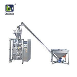 Automatic Plantain Flour Packing Machine