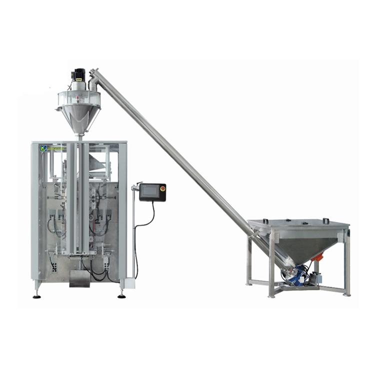 vffs packaging machine powder