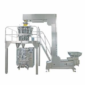 Snack Food Pouch Packaging Machine