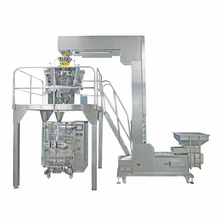 Vertical Grain Packaging Machine