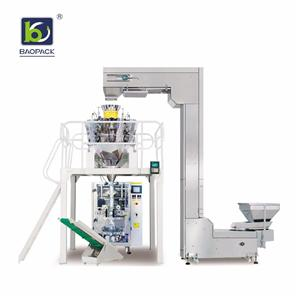 Automatic Lollipop Candy Packaging Machine