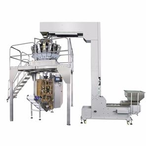 Large Banana Chips Packing Machine