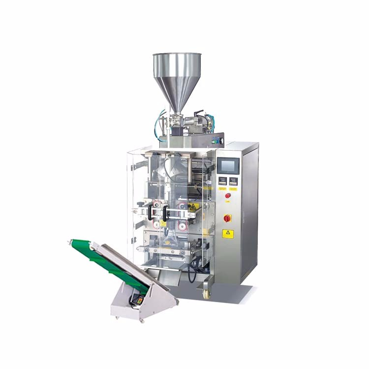 Paste Pump Soy Sauce Packing Machine