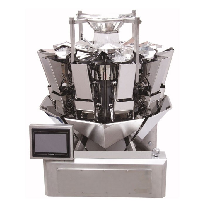 10 Heads Combination Weigher For Granular