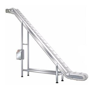 Frozen Product Slope Conveyor