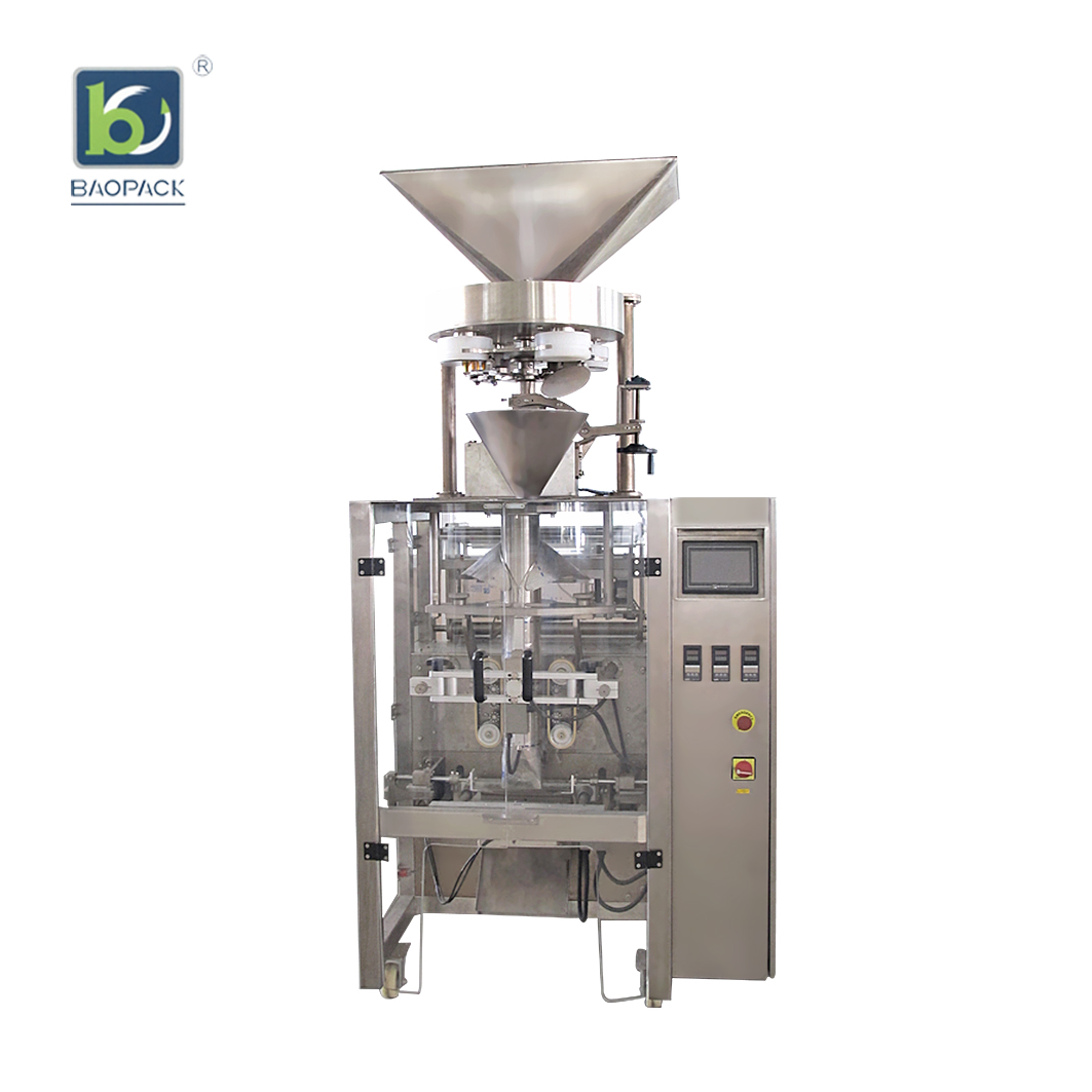 ice cream powder packaging machine