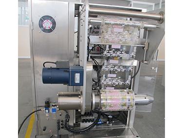 mustard oil packing machine