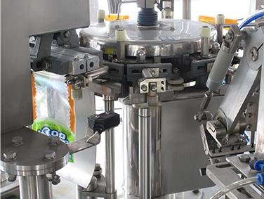 automatic doypack mango jam packaging machine