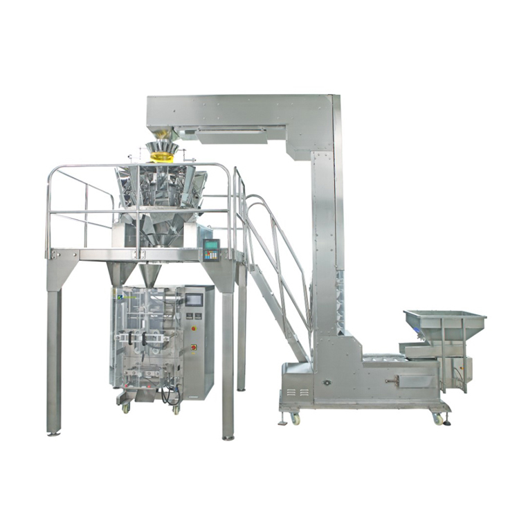 multi products combination weigher packing solution