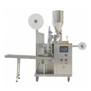 Tea Bag With String Packing Machine
