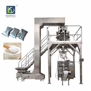 Plastic Bag Almond Packing Machine