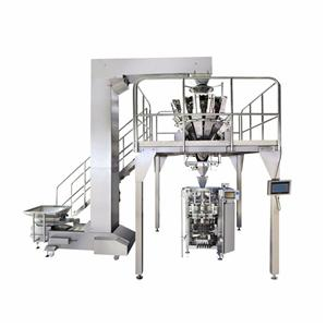 Automatic Chin Chin Packing Machine