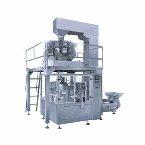 Large Pouch Walnut Packing Machine