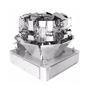 High Accuracy 10 Heads Compact Multiweigher