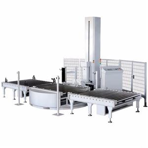 Pre-stretch Automatic Pallet Stretch Wrapper