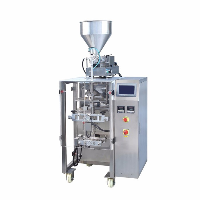 Small Pouch Paste Packing Machine