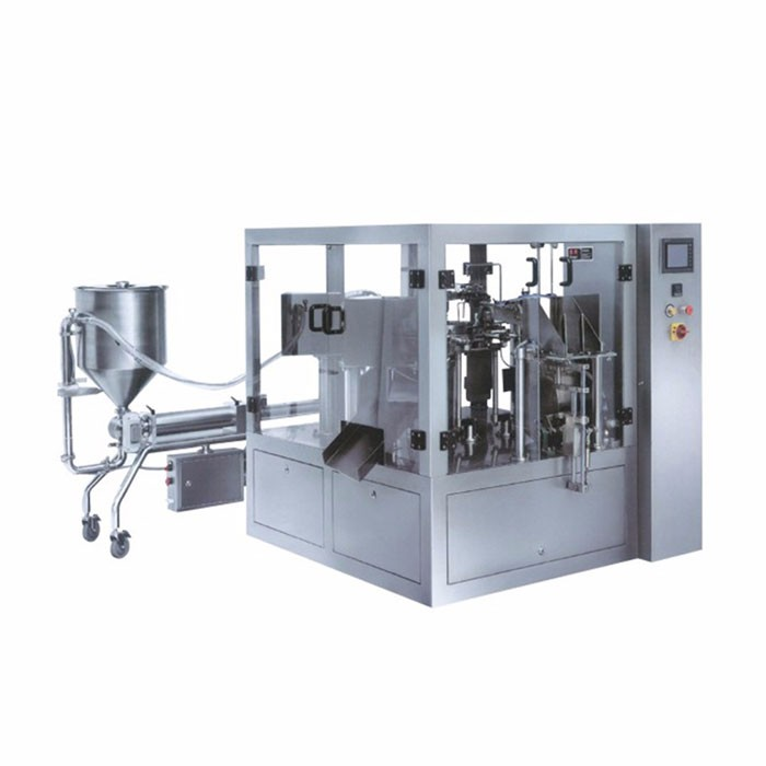 Doypack Mango Jam Packaging Machine