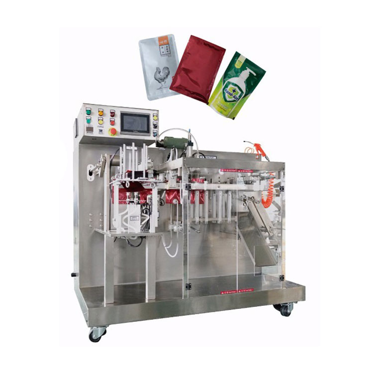 Foreseeable momentum of food packaging machines