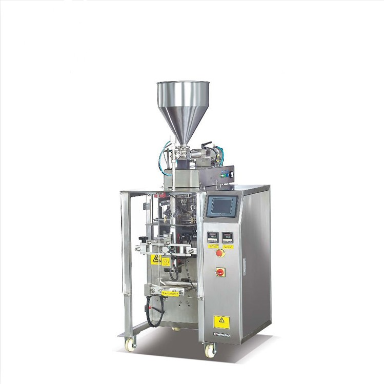 peanut paste packing machine