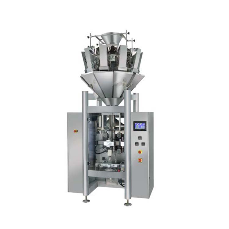 automatic frozen potato packing machine