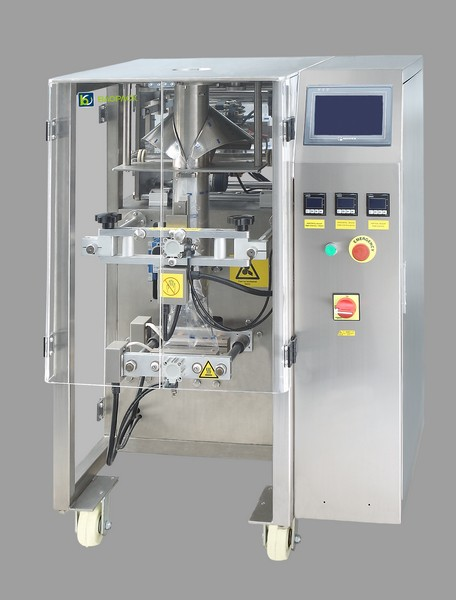 Automatic Packing Machine With Liquid Pump to Pack Liquid in Fast Speed