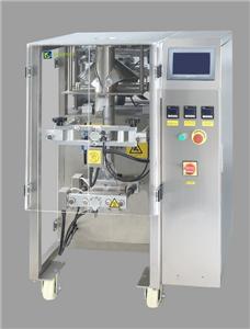 Ambalare automată cu pompă de lichid pentru a ambala lichid în viteză rapidă