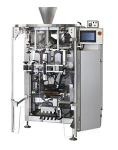 Four Servo Motor High Speed Automatic Vertical Packing Machine for Packing Candy Applied in All Industries