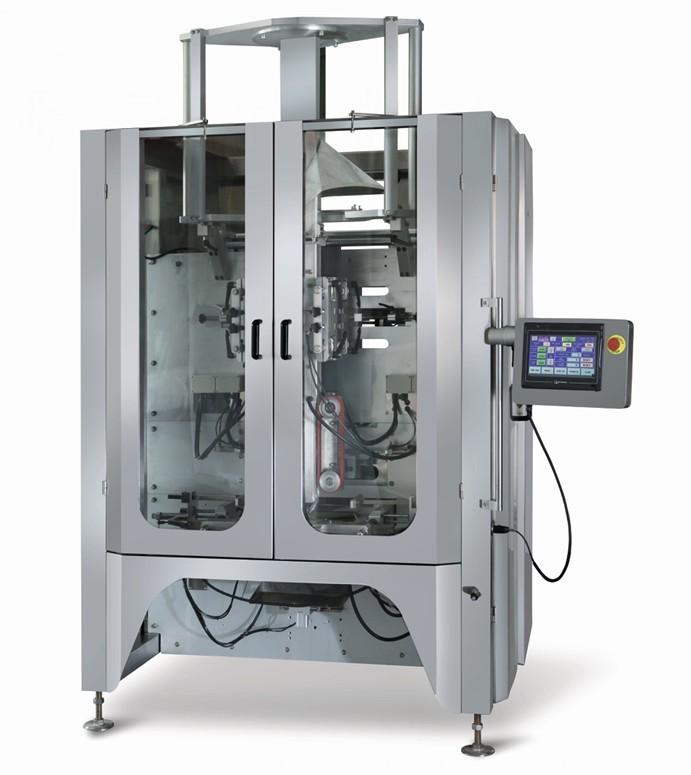 Kostengünstiges und schönes Erscheinungsbild des Verpackungsbeutels für Quadro-Verpackungsmaschine mit Maiskorn und Reißverschluss