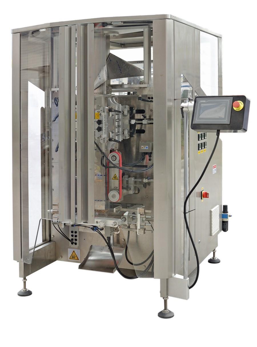 Quadro-Verpackungsmaschine Beliebt in südöstlichen und europäischen und amerikanischen Märkten für verschiedene Materialverpackungen
