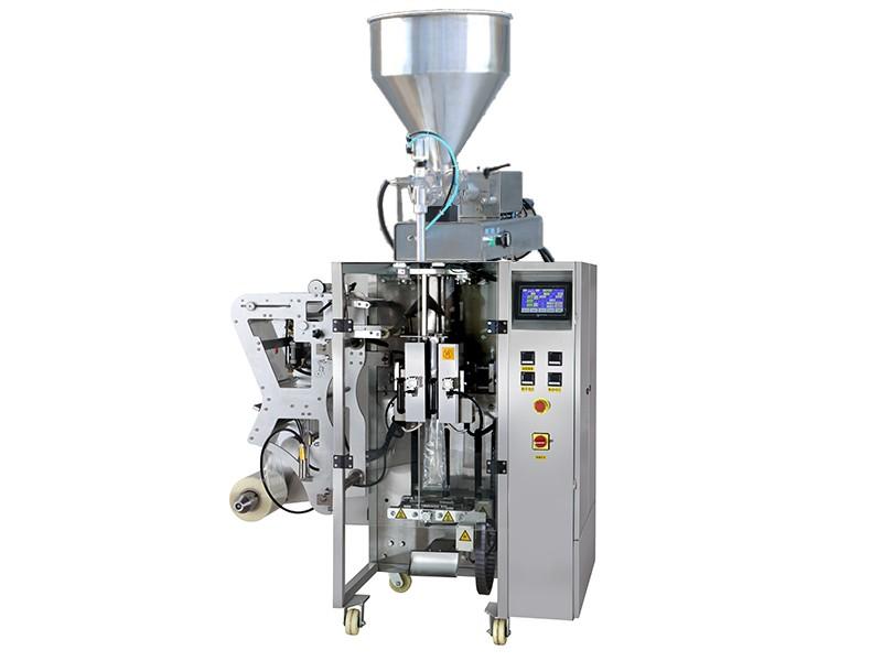 Multifunktions-Kaffeepulver-Verpackungsmaschine mit vier Seiten und versiegeltem Beutel