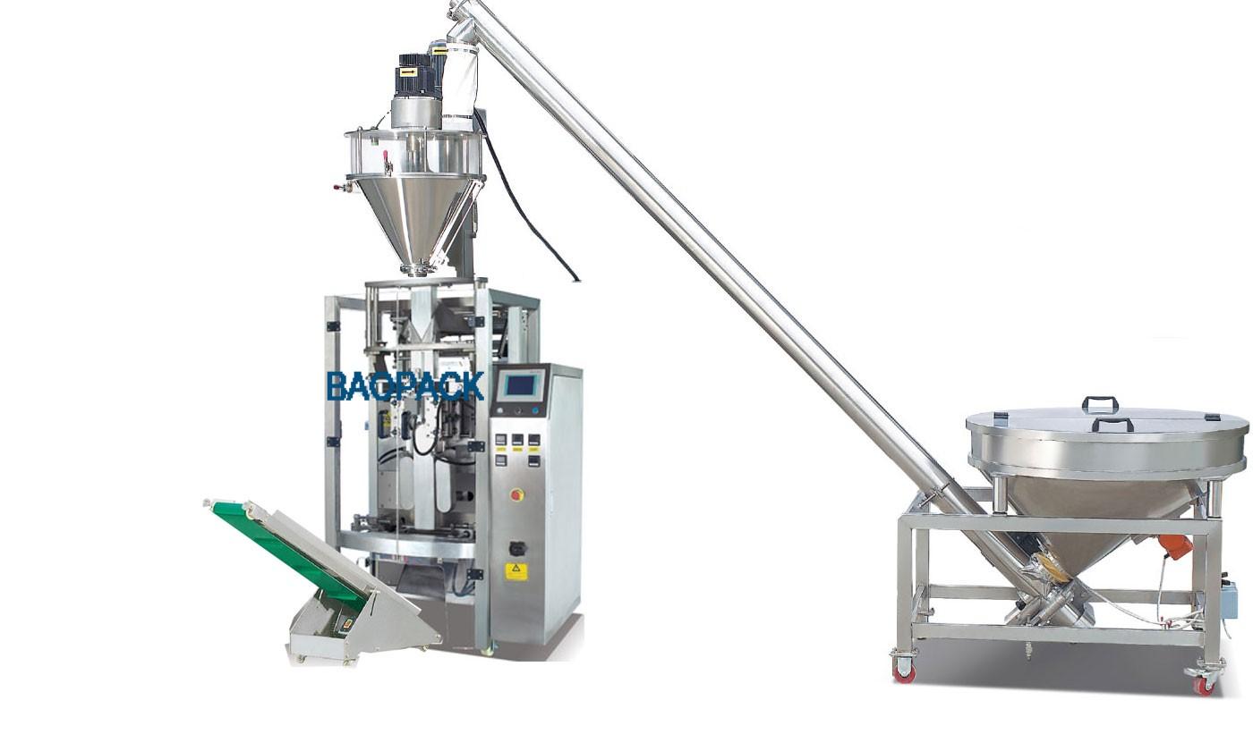 Automatische vertikale Verpackungsmaschine für Haferflocken und Schokoladenkeks