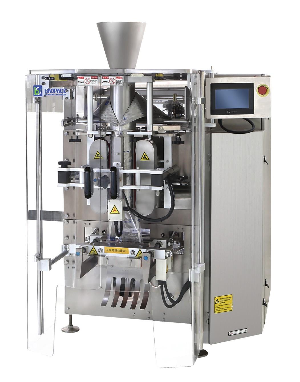 Baopack VP42A Zwickelbeutel Vertikale Verpackungsmaschine zum Verpacken von Zucker im Fabrikpreis