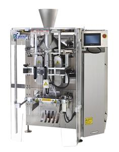 Baopack VP42A Gusseted Bag Vertical Packing Machine For Packing Sugar In Factory Price