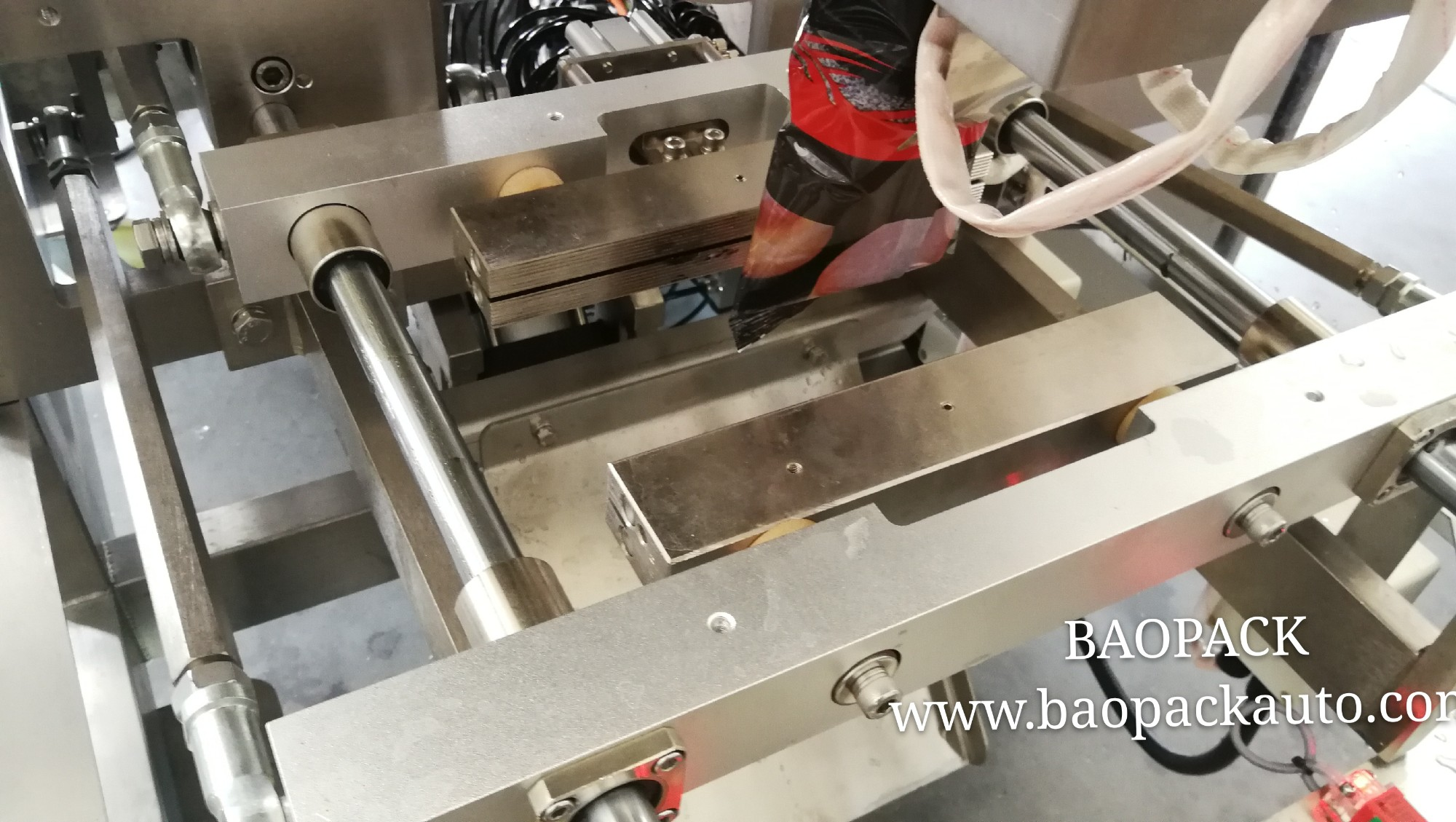 Baopack VP42 Vertical Packing Machine With Liquid Pump in Low Price Manufacturers, Baopack VP42 Vertical Packing Machine With Liquid Pump in Low Price Factory, Supply Baopack VP42 Vertical Packing Machine With Liquid Pump in Low Price
