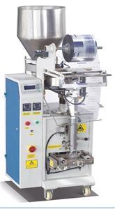 Kleine vertikale Granulatverpackungsmaschine für Nüsse zum Verpacken des Kissenbeutels