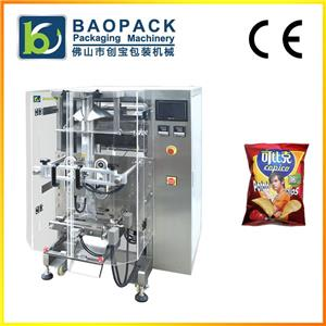 Granular packing machine form BAOPACK to pack rice, sugar and nuts