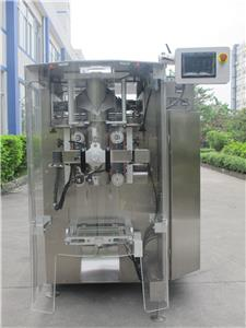 packing machine from Baopack for packing rice ,beans and chips