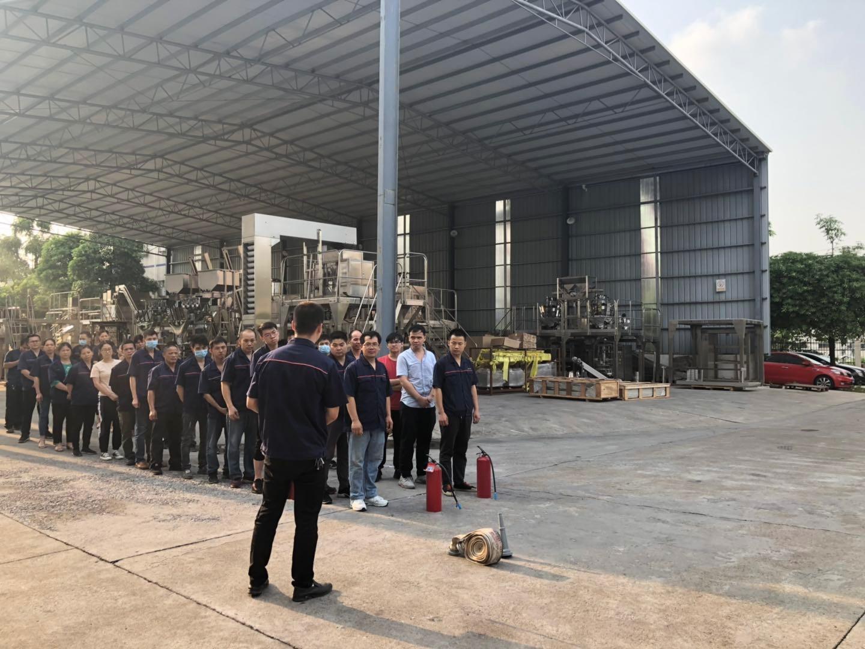O propósito e a importância do treinamento de conhecimento de segurança contra incêndio