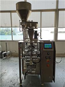 Automatic Vertical Packaging Machine With Volumetric Cup For Packing Puffed Food