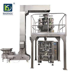 BAOPACK automatic granular packing machine for packing beans and raisin