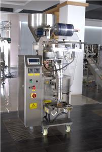 Automatische VFFS-Verpackungsmaschine zum Verpacken von kleinen Granulaten