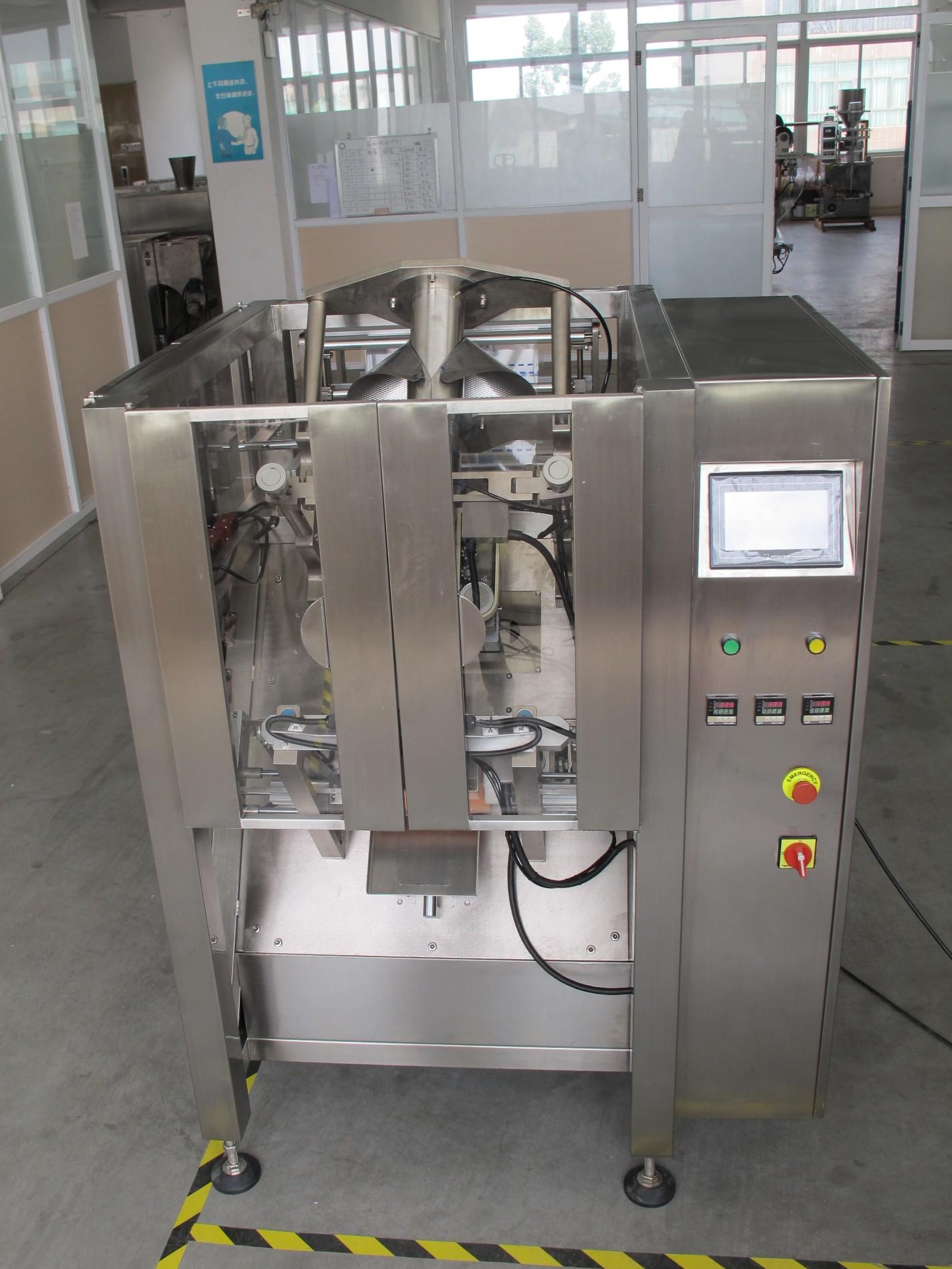 Machine d'emballage de poisson de haute qualité et haute efficacité